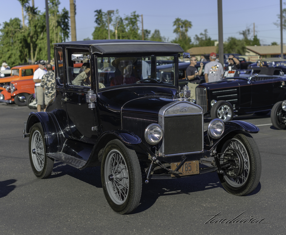 1926 Ford Model T.