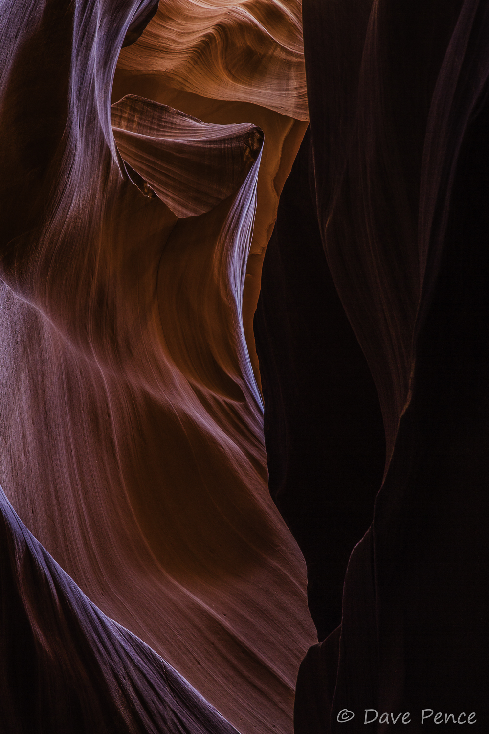 I love Antelope Canyon.  It is a magical place.