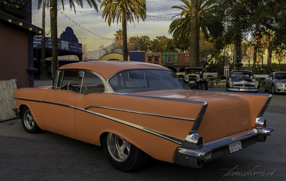 Classic 1957 Chevy Belaire
