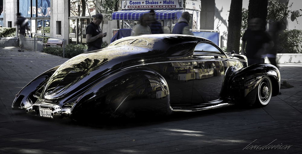 1939 Zephyr radical custom