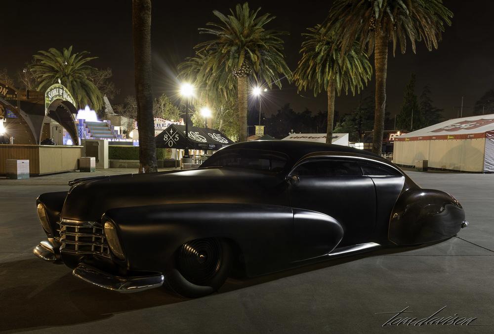 1941 Cadillac 'gangsta'