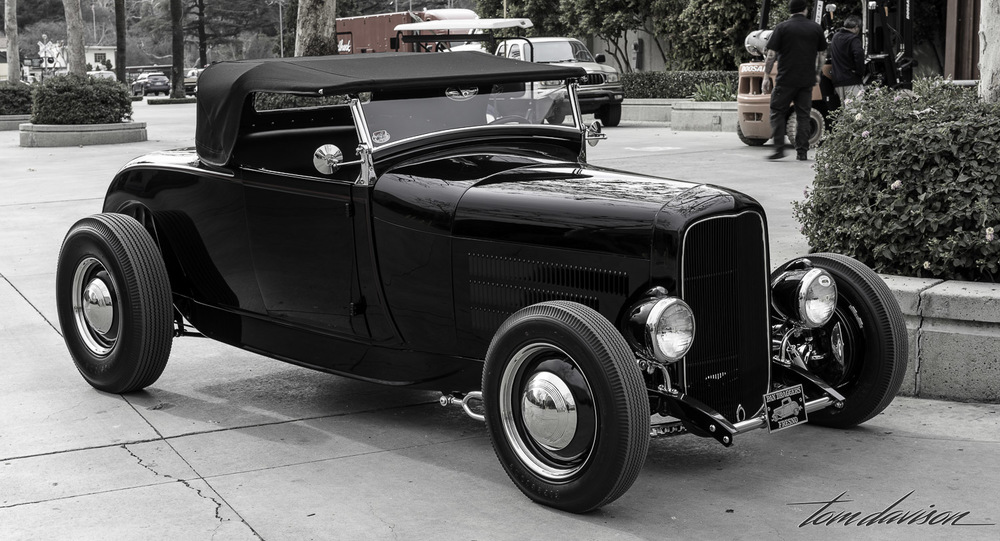 1929 Model A highboy roadster