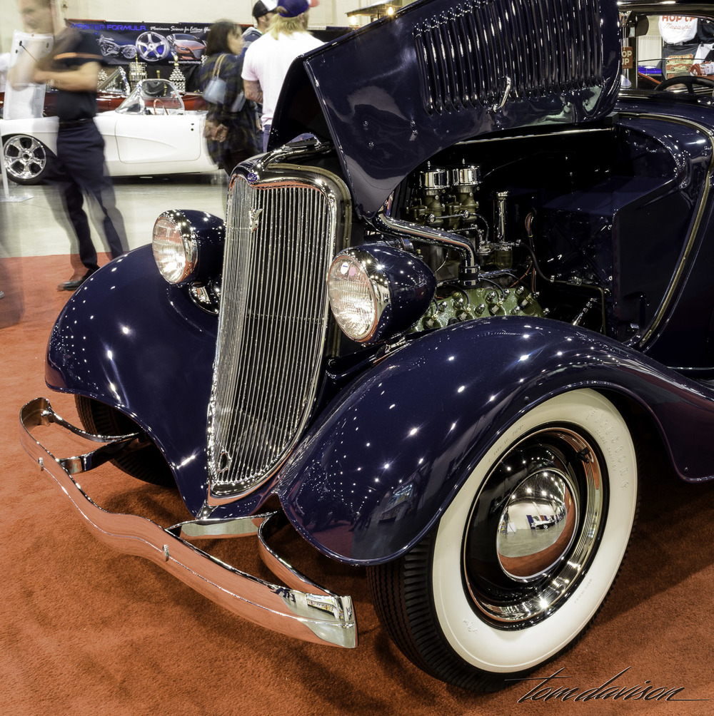 Flat head engine 1934 Ford