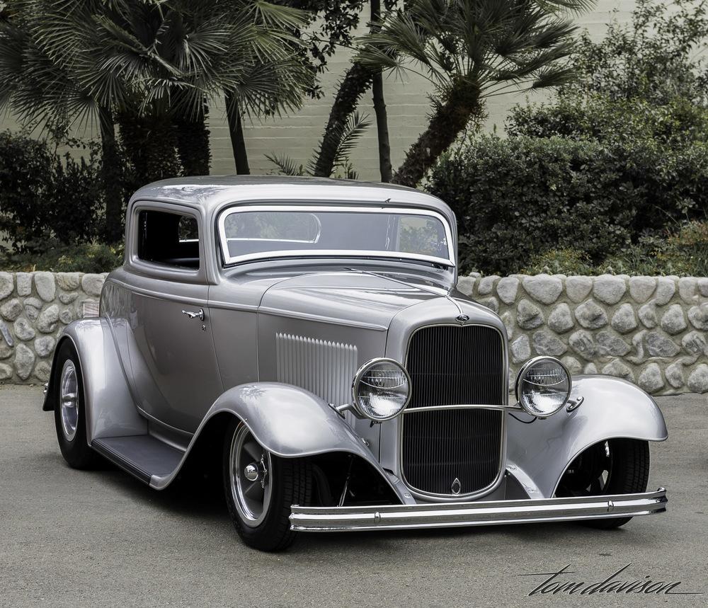 Classic little deuce coupe