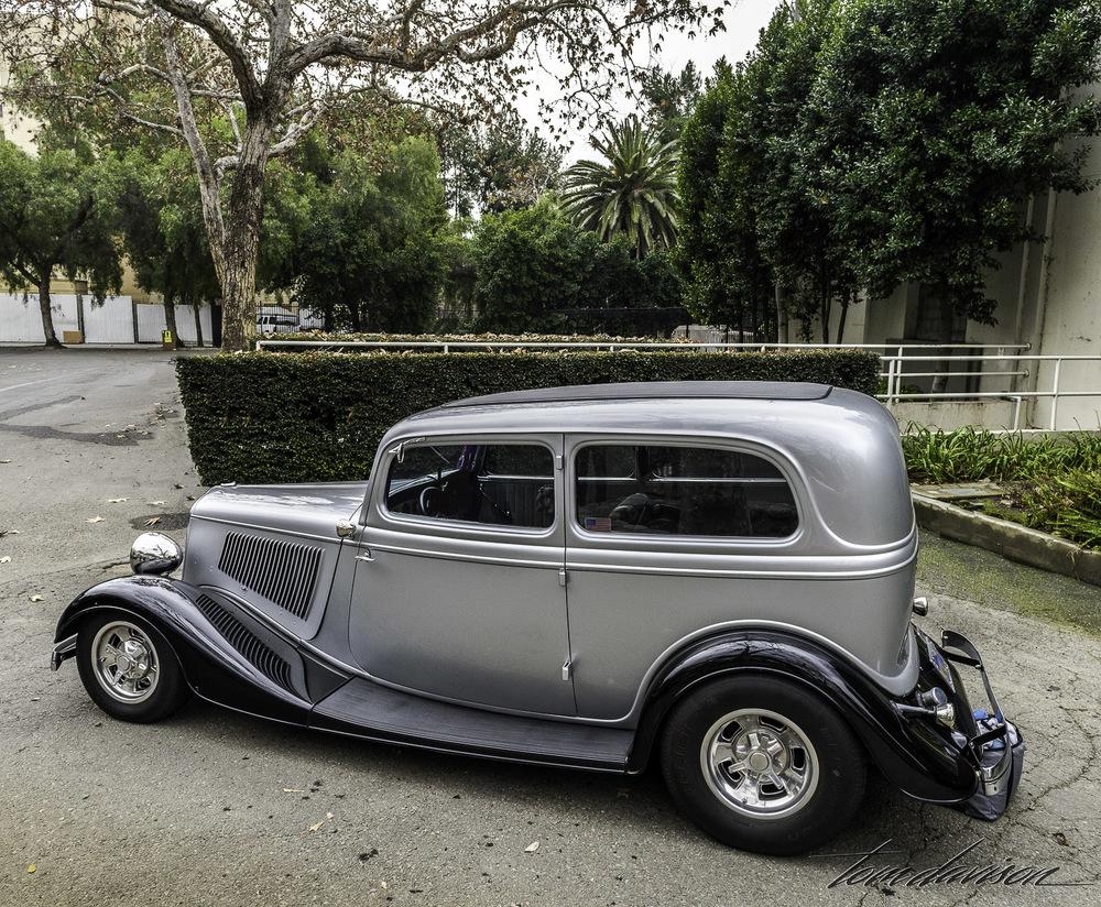 1934 Ford sedan resto rod