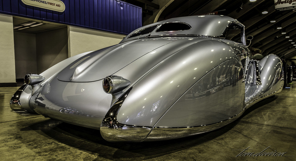 Custom coach craft 1934 Packard