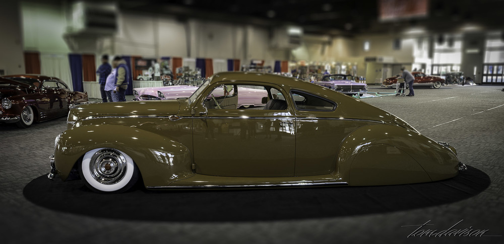 Lincoln Zephyr 1939