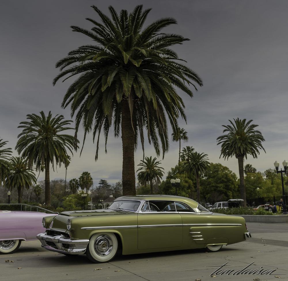1954 Mercury custom