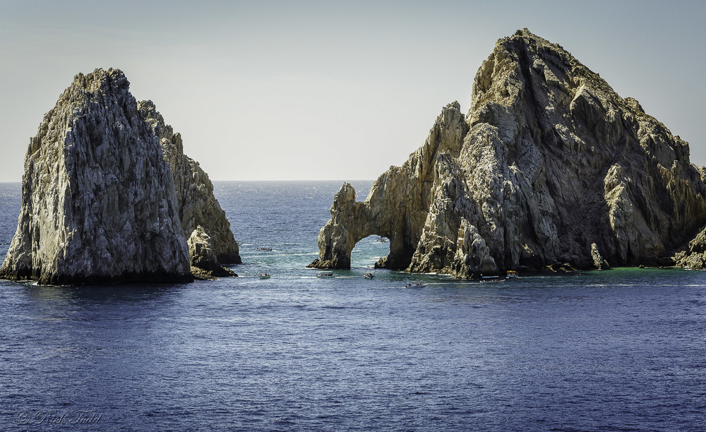 Arco de Cabo San Lucas.