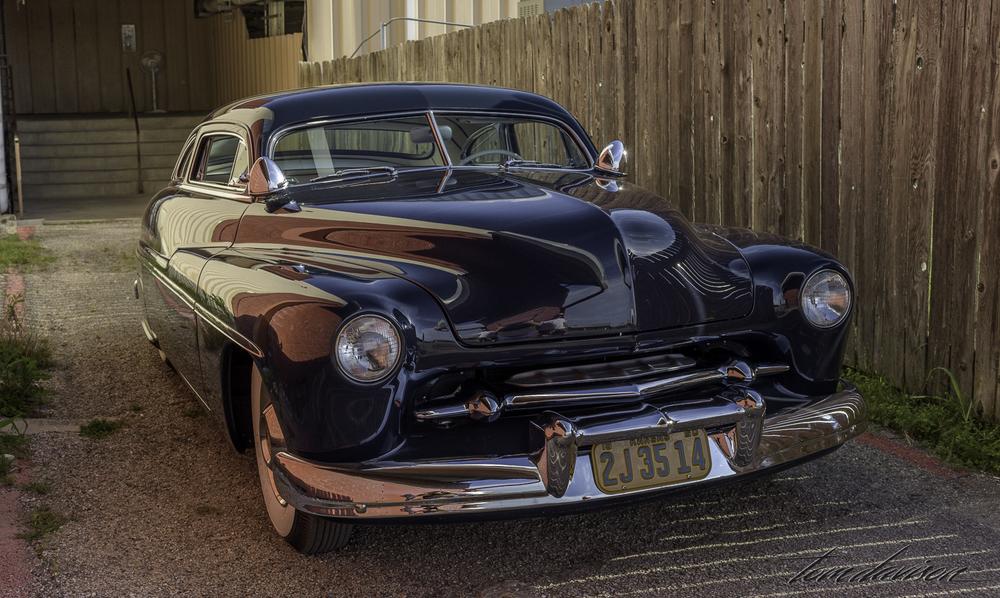1950 Mercury.