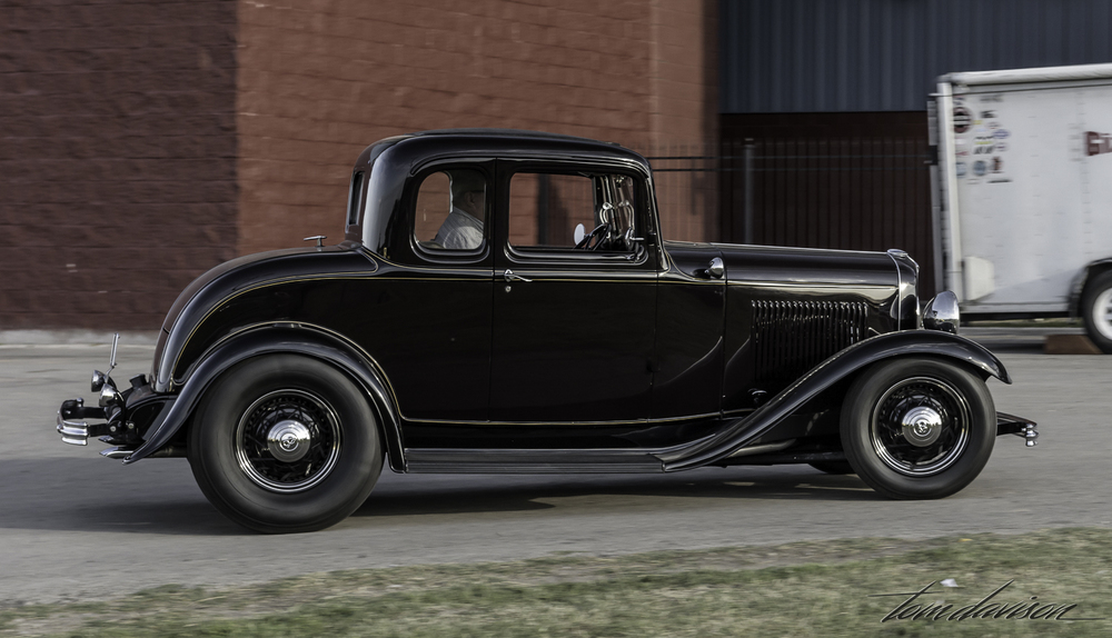 1932 Ford five window.