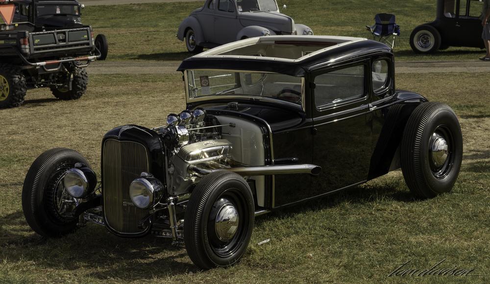1931 Model A Lowboy.