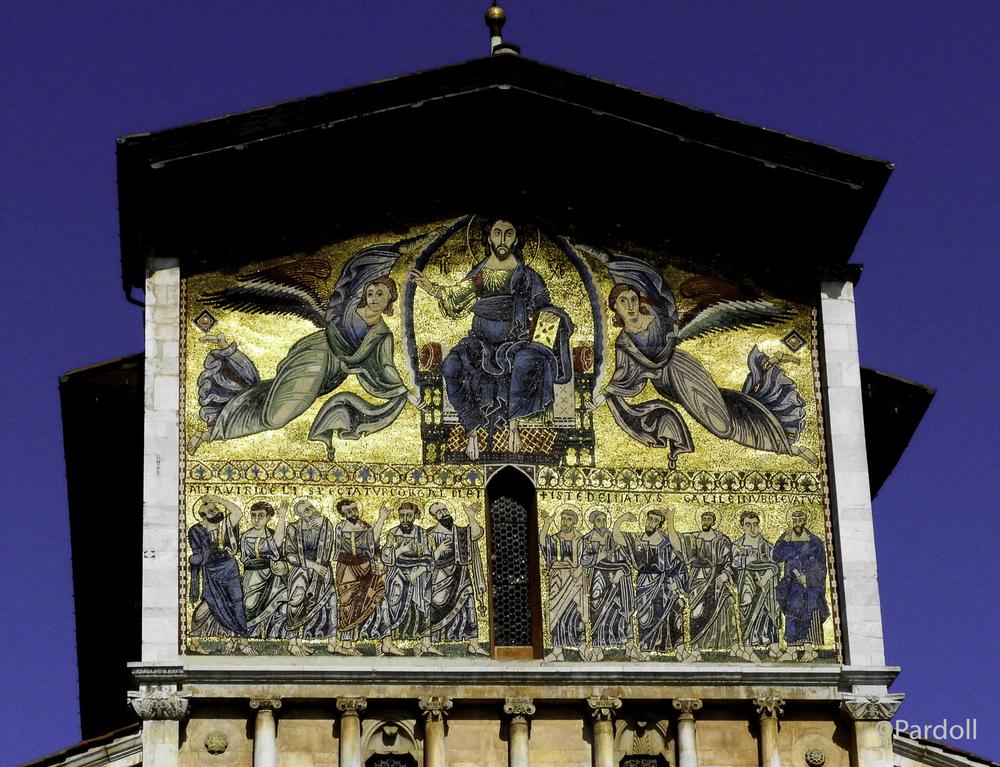 Facade of San Frediano