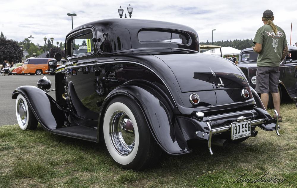 1932 Three window coupe