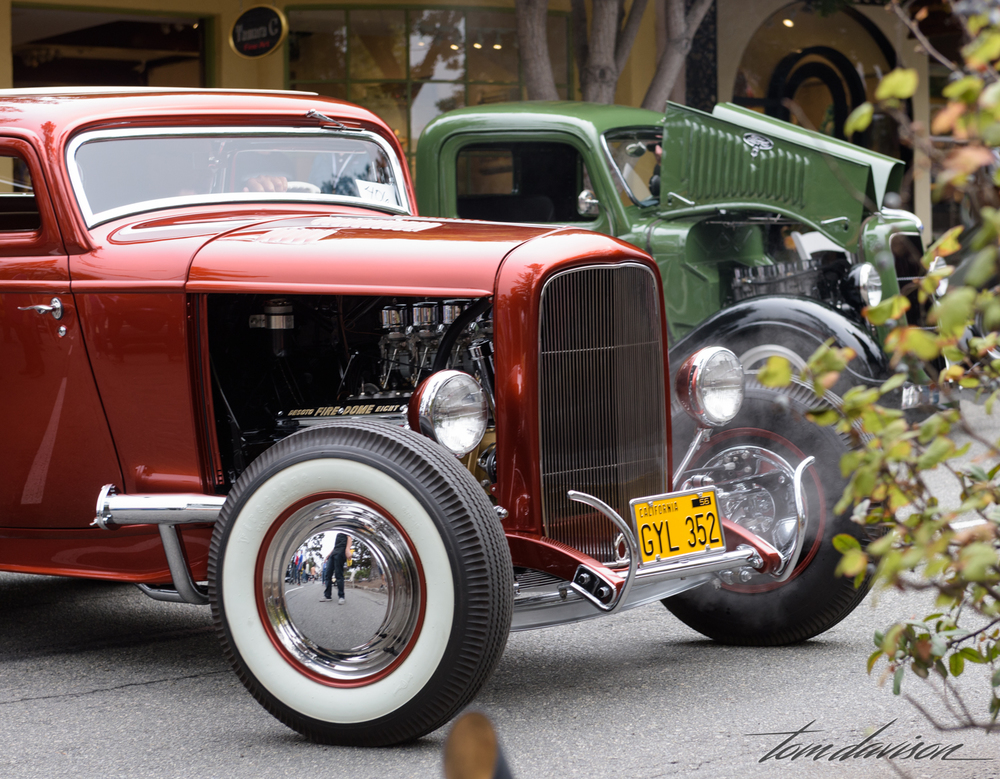 '32 Ford deuce hot-rod