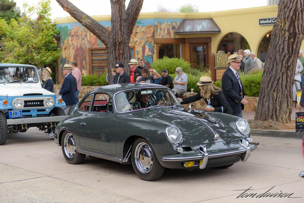 1950s era Porsche 356