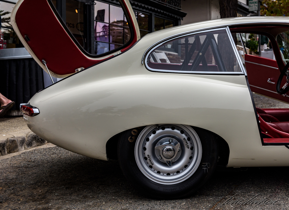 1960s Jaguar Type E