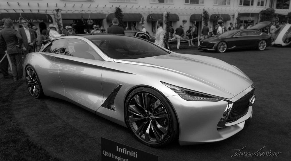Infiniti concept car.