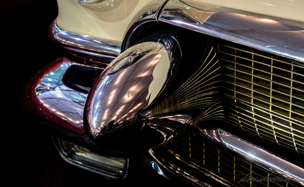 Perfect grill reflections!