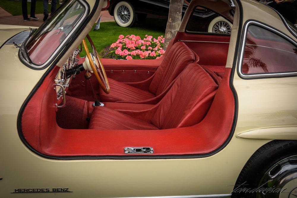 1955 Mercedes Benz 300 SL
