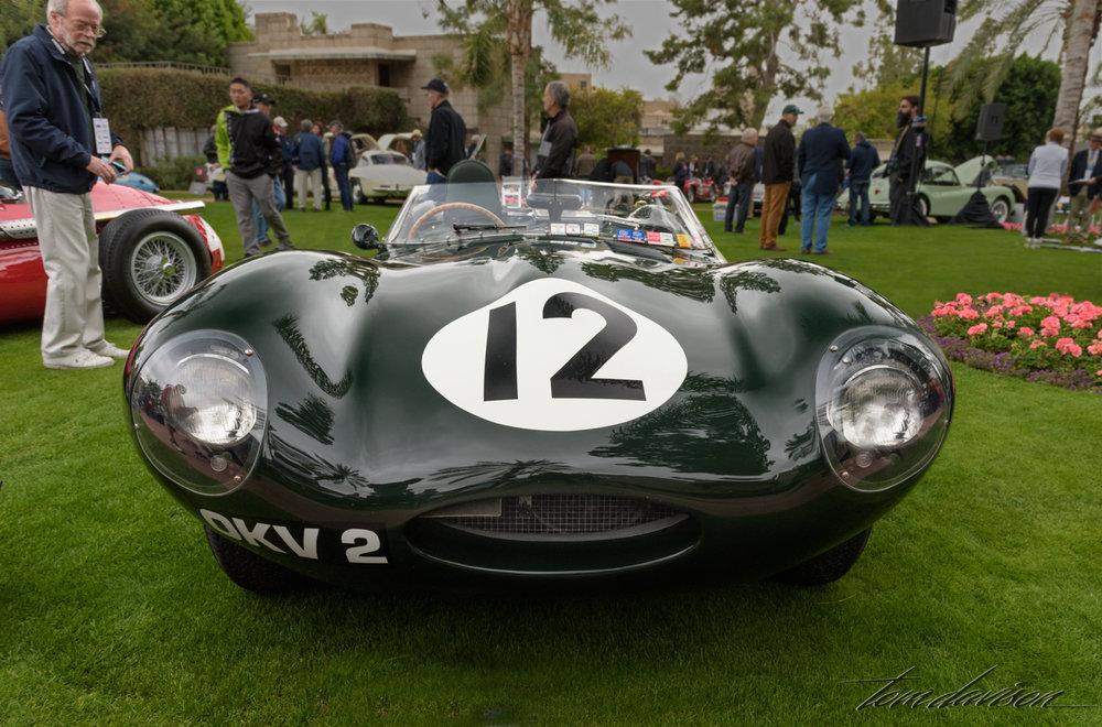 1954 Jaguar XKD403