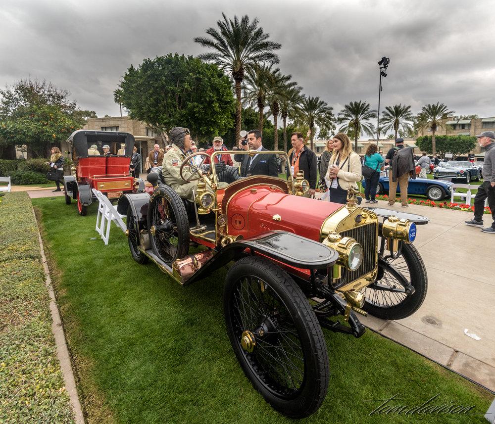 1909 Delage Type R