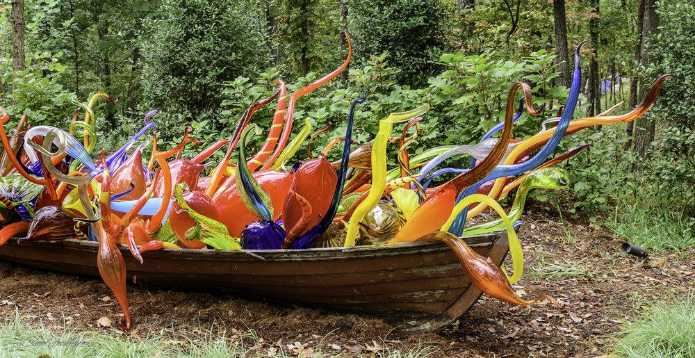 Fiori Boat .