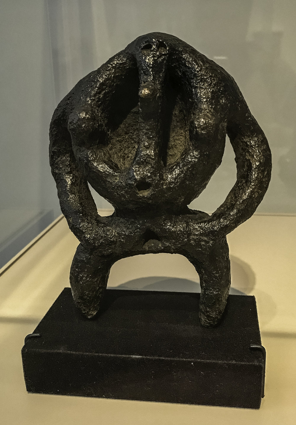 Female Figure,   bronze, 1948.