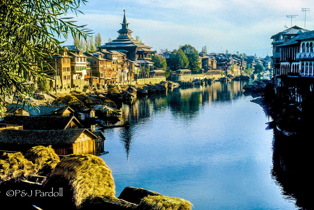 Srinigar, Kashmir-1984Scan