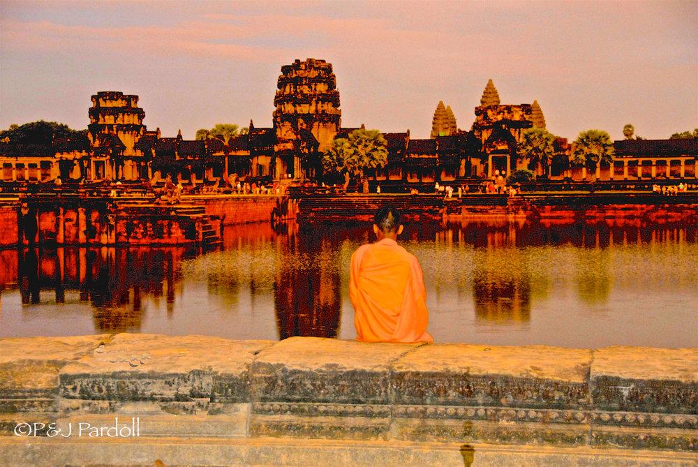 Angkor Wat- Cambodia2007
