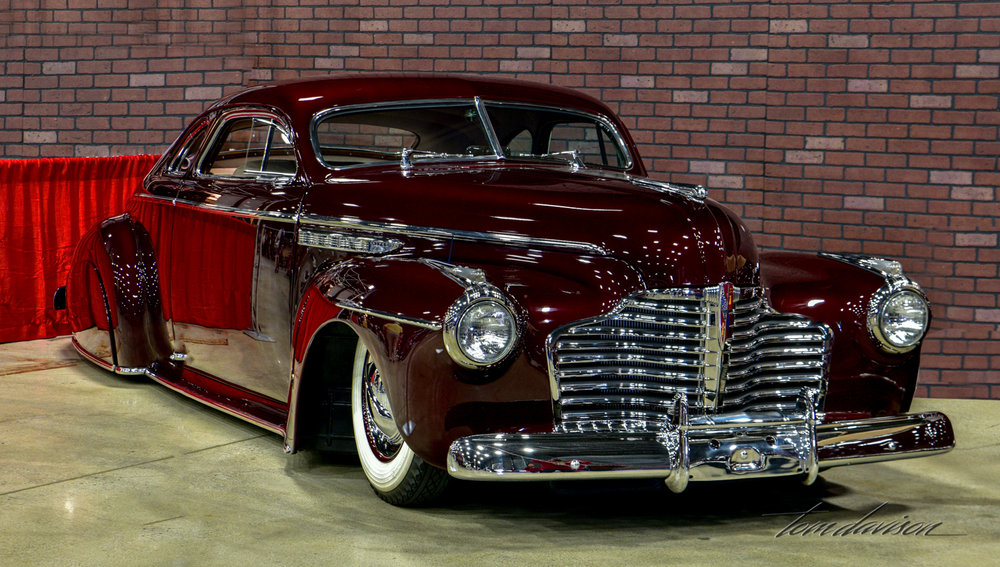 1947 Buick full custom.