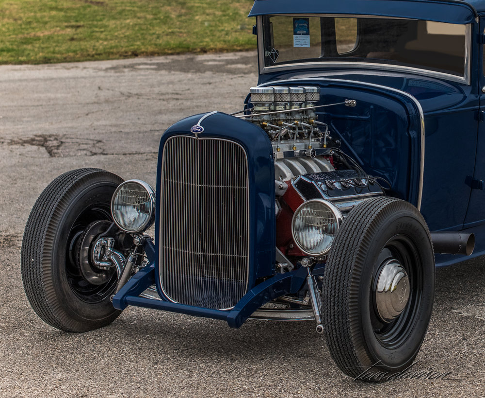 Hemi-powered Model A