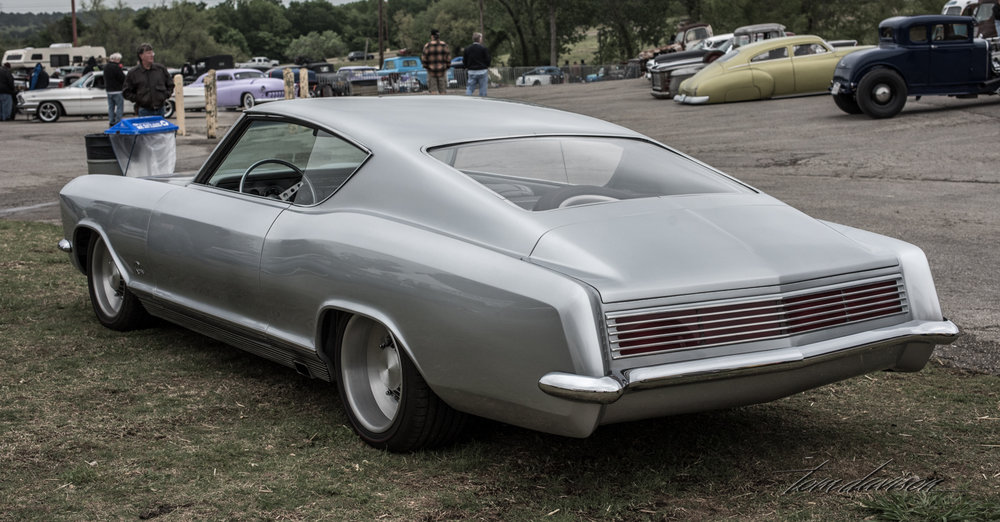Customized 1963 Buick Riviera