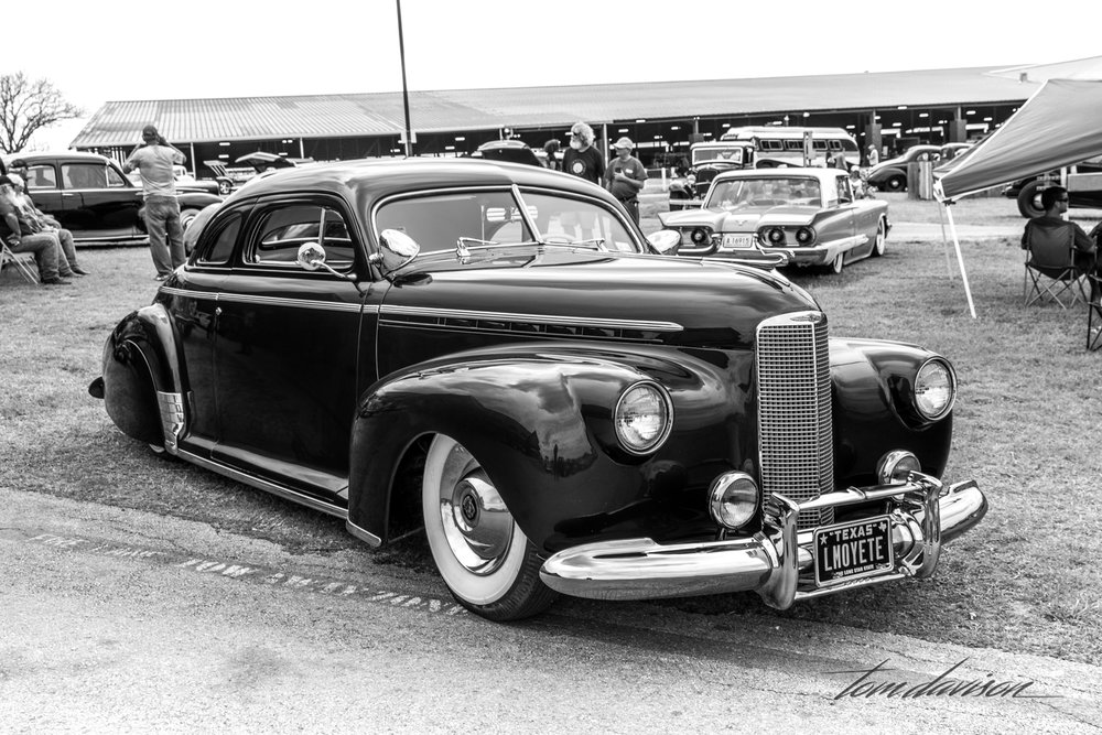 Customized 1947 Chevy