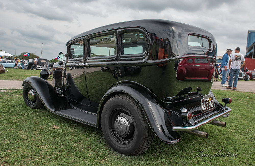 1932 Deuce Four-door Sedan