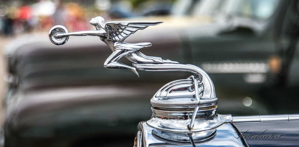 Packard radiator ornament