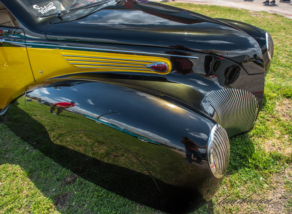 Customized 1939 Lincoln Zephyr