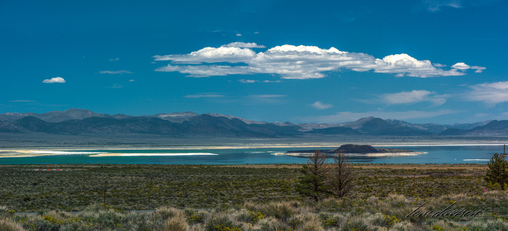 Enjoy some 'big picture' representations of Mono Lake.