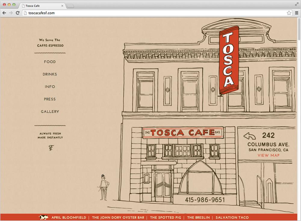 Tosca web daytime