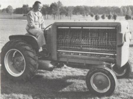 Fuel Cell Tractor 1959 (Allis Chalmers)
