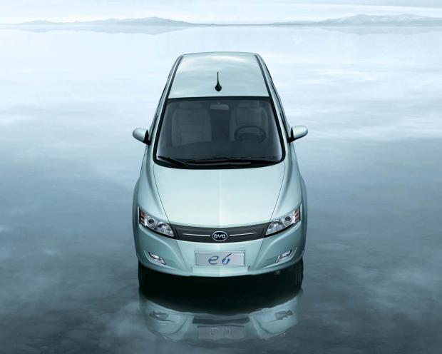 BYD E6 All-Electric