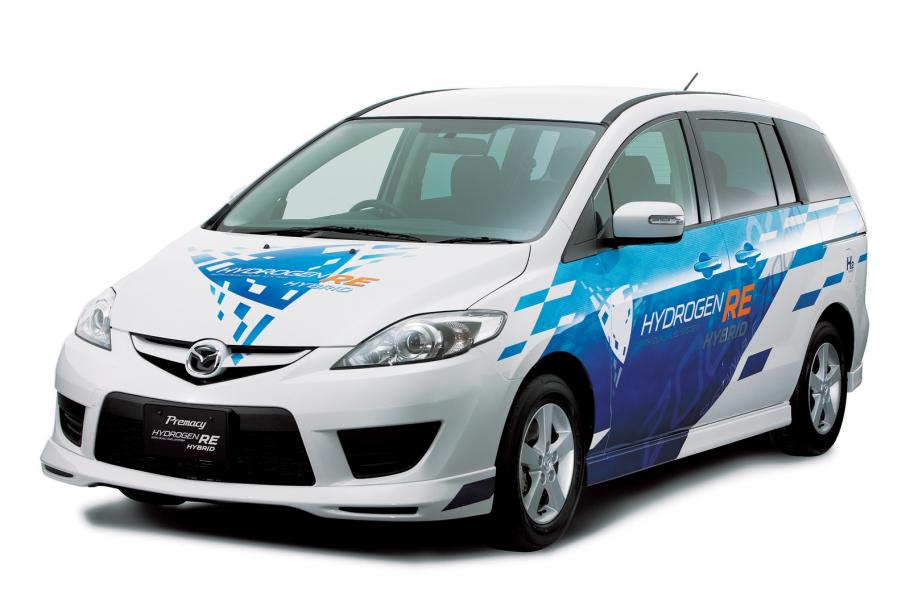 Mazda Premacy Hydrogen RE Hybrid (Limited availability in japan)