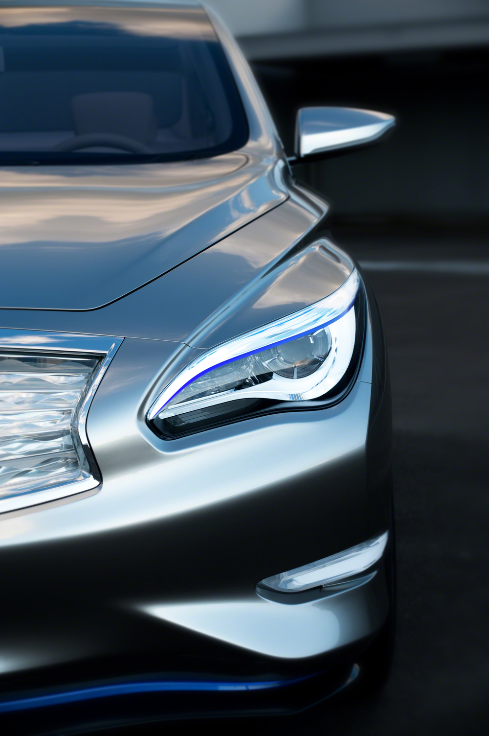 Infiniti LE All-electric prototype/concept