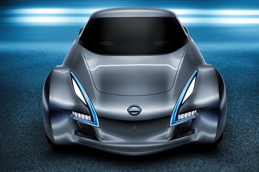 nissan esflow all-electric concept