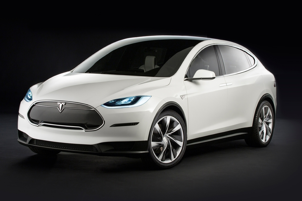 Tesla Model X Crossover (FUTURE)