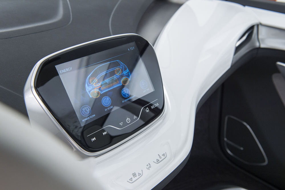 Chevy Bolt Concept - Interior