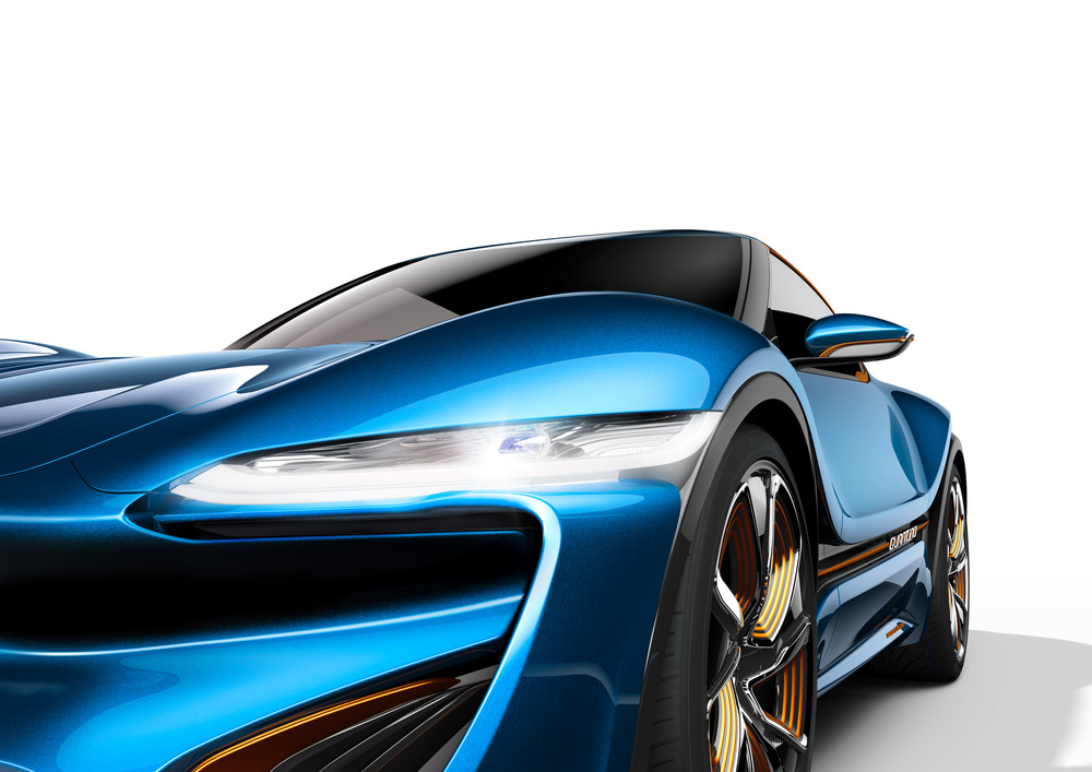 nanoflowcell's Quantino to be presented at 2015 Geneva Auto Show