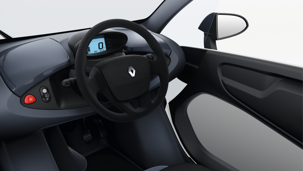 Renault Twizy - All-Electric Quadricycle
