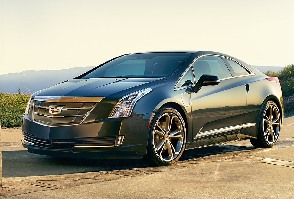 2016 Cadillac ELR Plug-in Hybrid, Coming in Fall of 2015