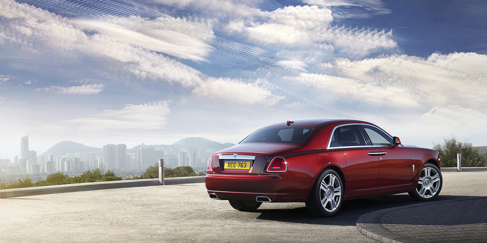 Rolls-Royce Ghost ii Series